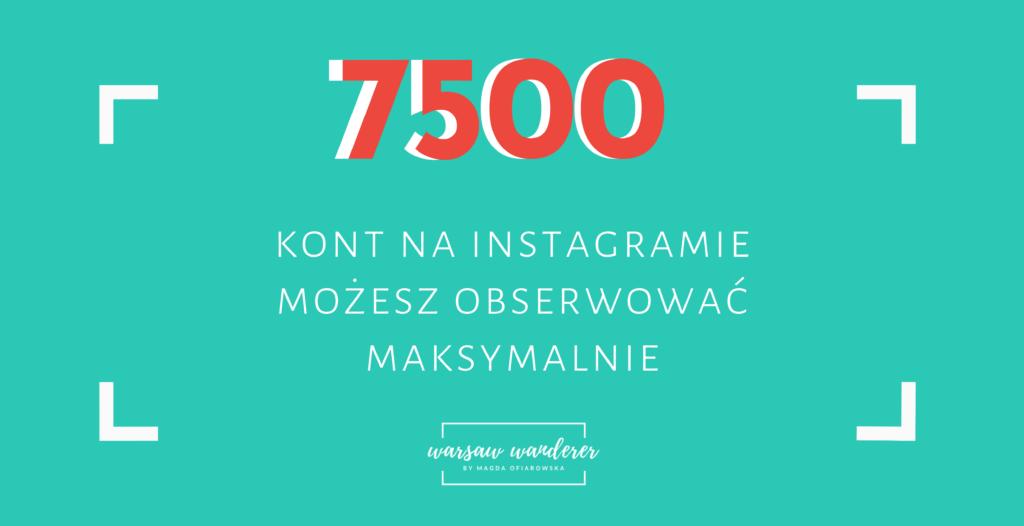 Instagram - liczby i limity, które musisz znać